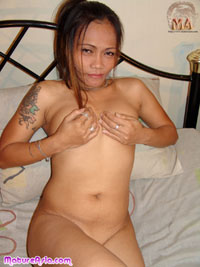 Hard Looking Asian MILF