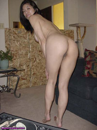 Older Asian MILF